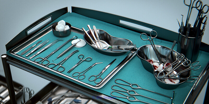 Surgery instrument sets at best price in USA