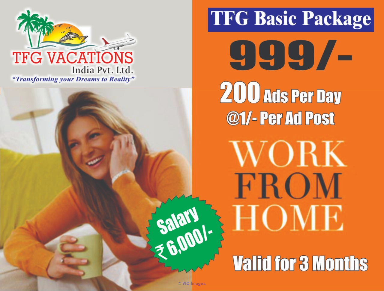 Home Based Online Part Time Ad Posting Work Guaranteed Job Call us Ottawa, Ontario, Canada Classifieds