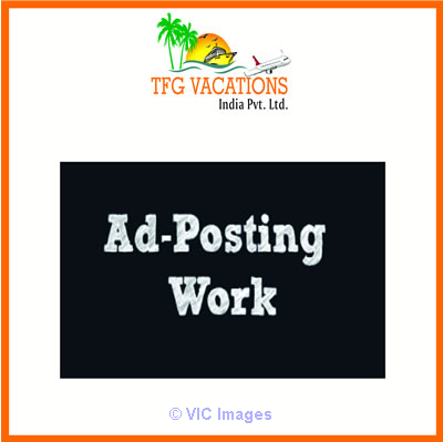 Home Based Online Part Time Ad Posting Work Guaranteed Job Call us ottawa