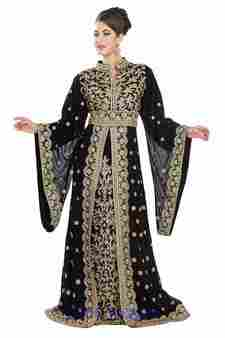 Buy Black Kaftan Dresses for Special Parties at discounted rates