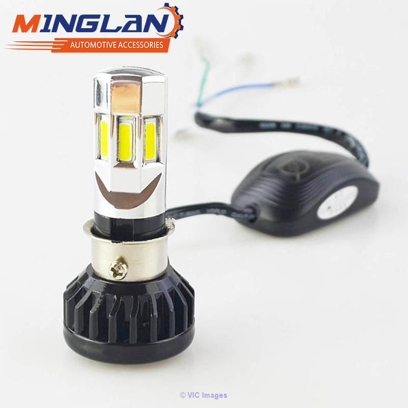 Wholesale motorcycle led headlight bulb, motorcycle led light ottawa