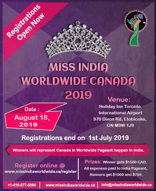 miss india registration open | miss india worldwide contestant | miss india canada contestant Ottawa, Ontario, Canada Classifieds