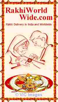 Send impressive Rakhi to enhance the bond of love and strengthen the r