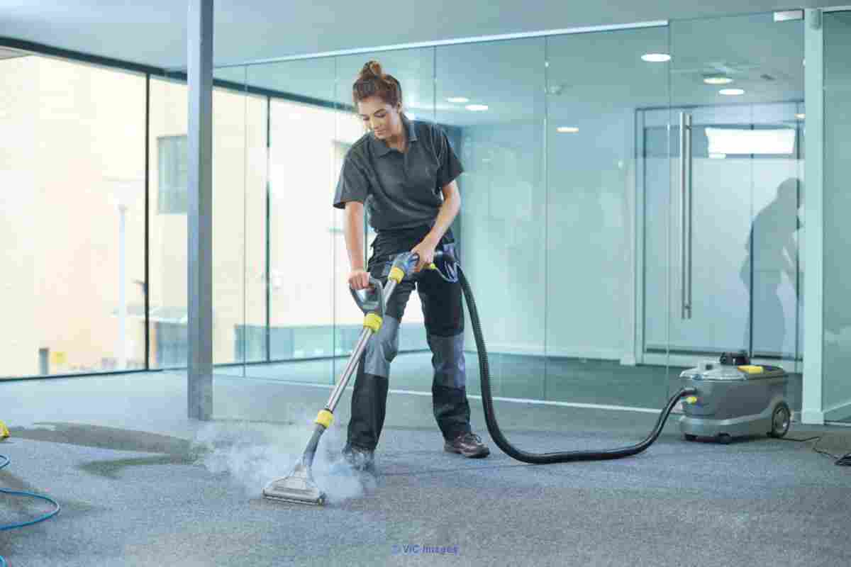 Get Routine Commercial Cleaning in Ottawa