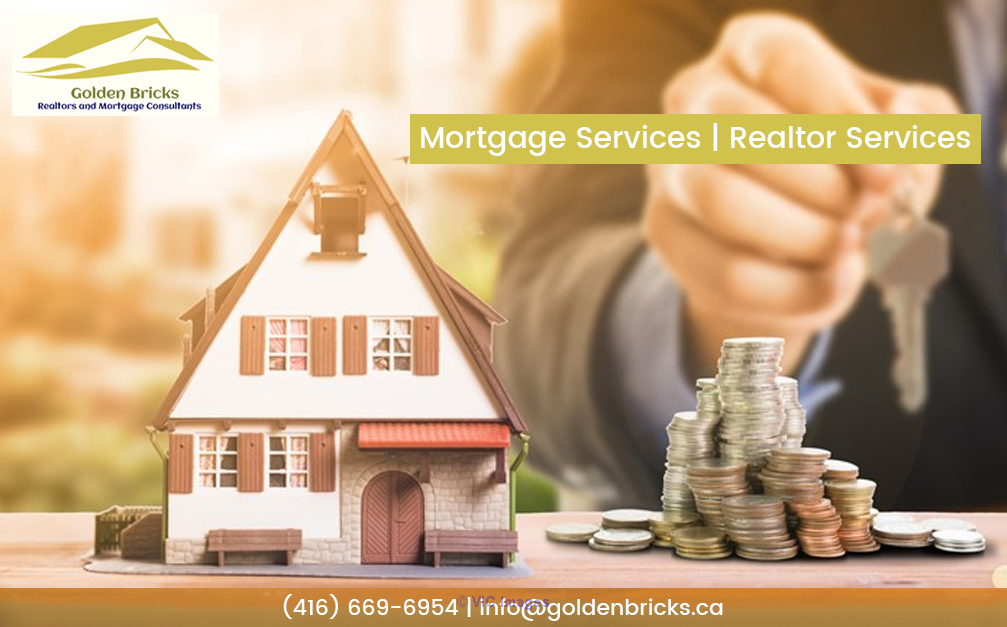 Golden Bricks- Best Mortgage & Realtor Services in GTA Ottawa, Ontario, Canada Annonces Classées