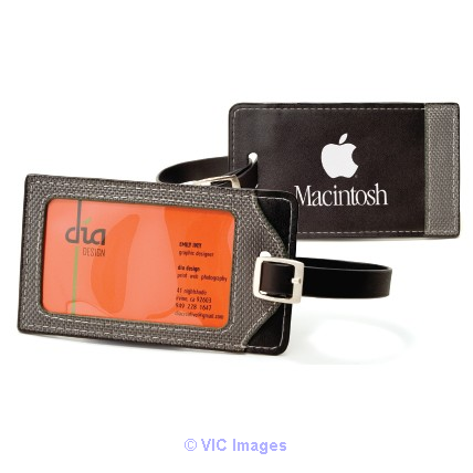 Buy Wholesale Promotional Luggage Tags at Graffix Promotionals, Canada ottawa