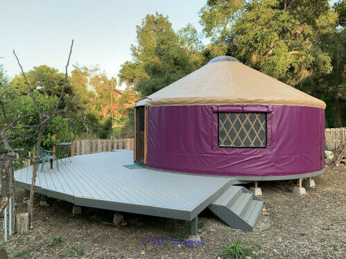 New and Gently Used Yurt