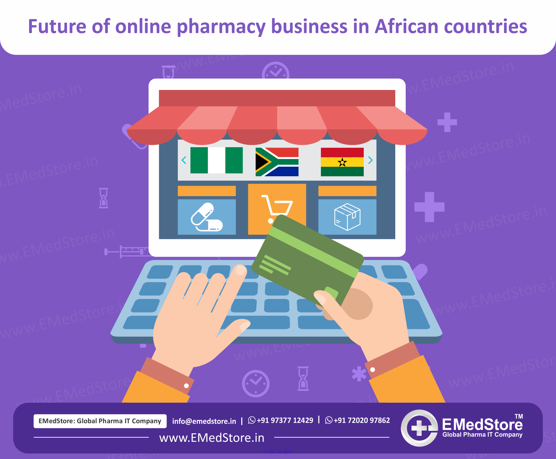 Future of online pharmacy business in African countries Ottawa, Ontario, Canada Annonces Classées