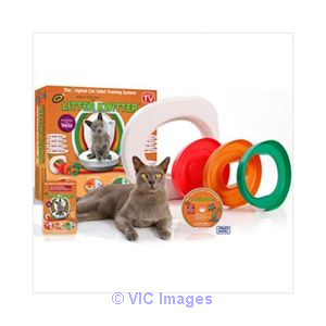 Litter Kwitter Cat Toilet Training System  ottawa