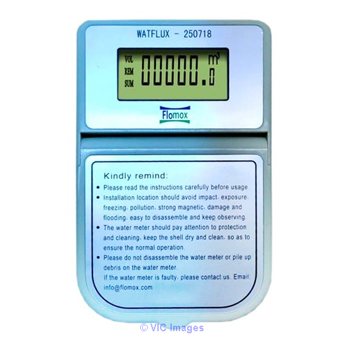 Digital Water Meters | Watflux Ottawa, Ontario, Canada Classifieds
