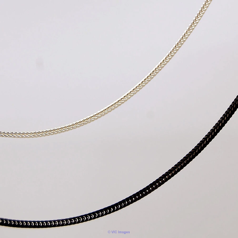 Silver Chain for Men by Galea Hall