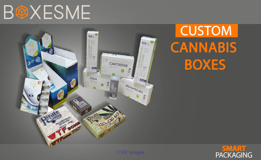 We provide High-Quality Custom Cannabis Boxes For Sale