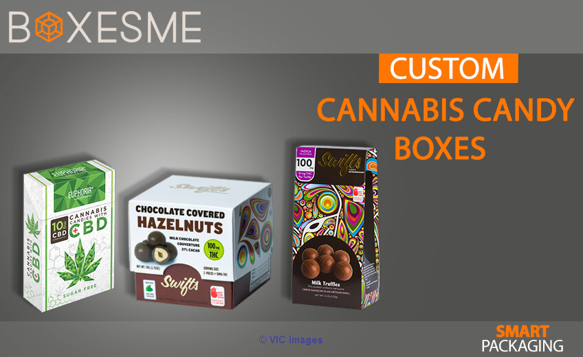 We provide High-Quality Cannabis Candy Boxes For Sale