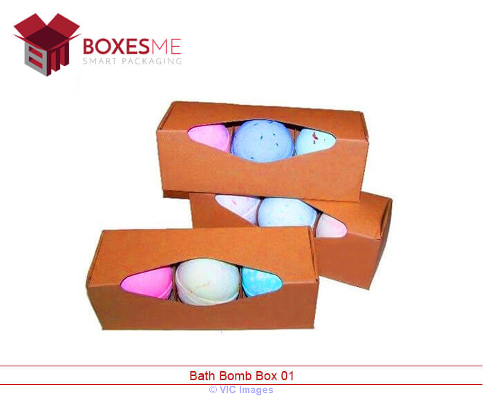 Get Amazing Designs of Bath Bomb Packaging From us
