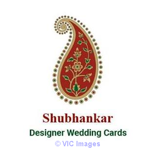 Designer Wedding Cards- Shubhankar Wedding Invitations