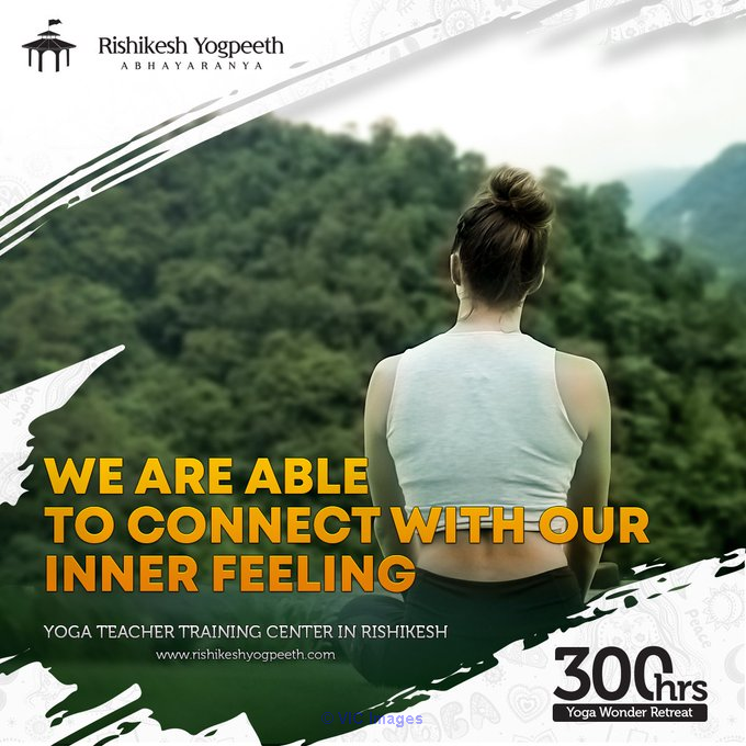 300 Hour Yoga Teacher Training in Rishikesh, India 2019