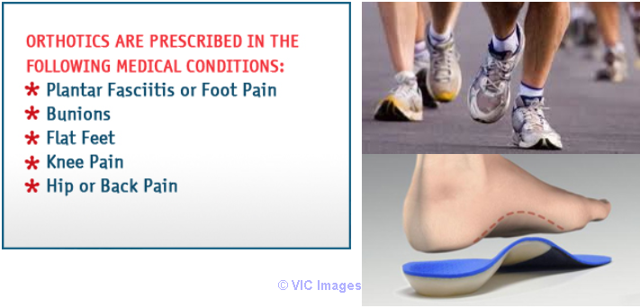 Walk the Path to a Pain-free Tomorrow in Custom Orthotics in Mississau Ottawa, Ontario, Canada Annonces Classées