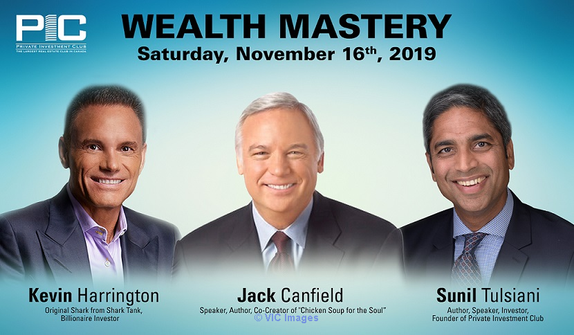 Wealth Mastery with Jack Canfield and Kevin Harrington