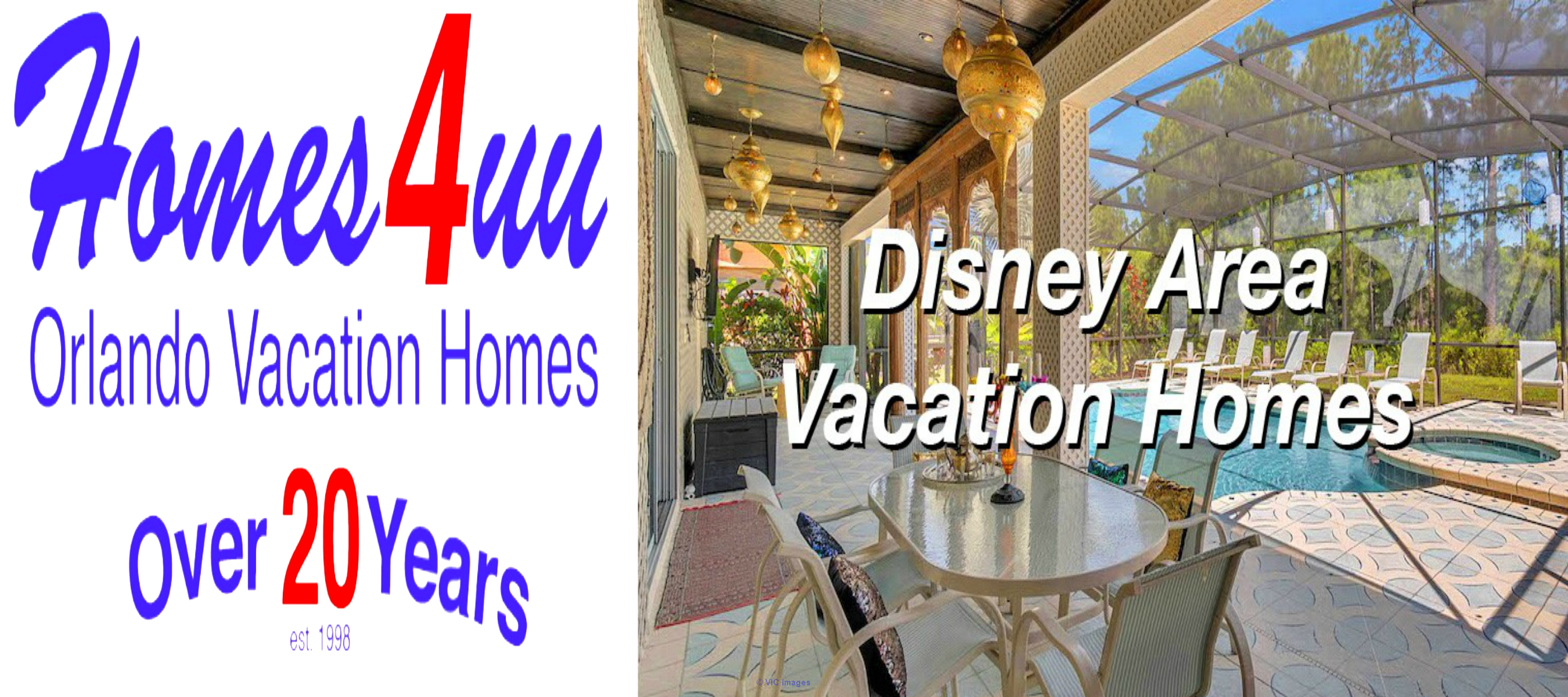 Homes4uu Orlando Vacation Packages
