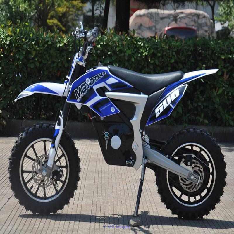 Buy Electric Dirt Bike Motocross 500W Lithium-Ion Battery ottawa
