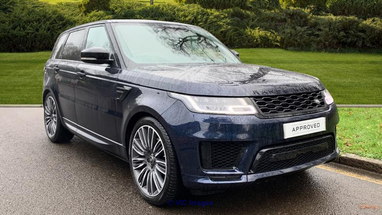 Cars of all brand Range Rover Sport 5.0 V8 SVR Com